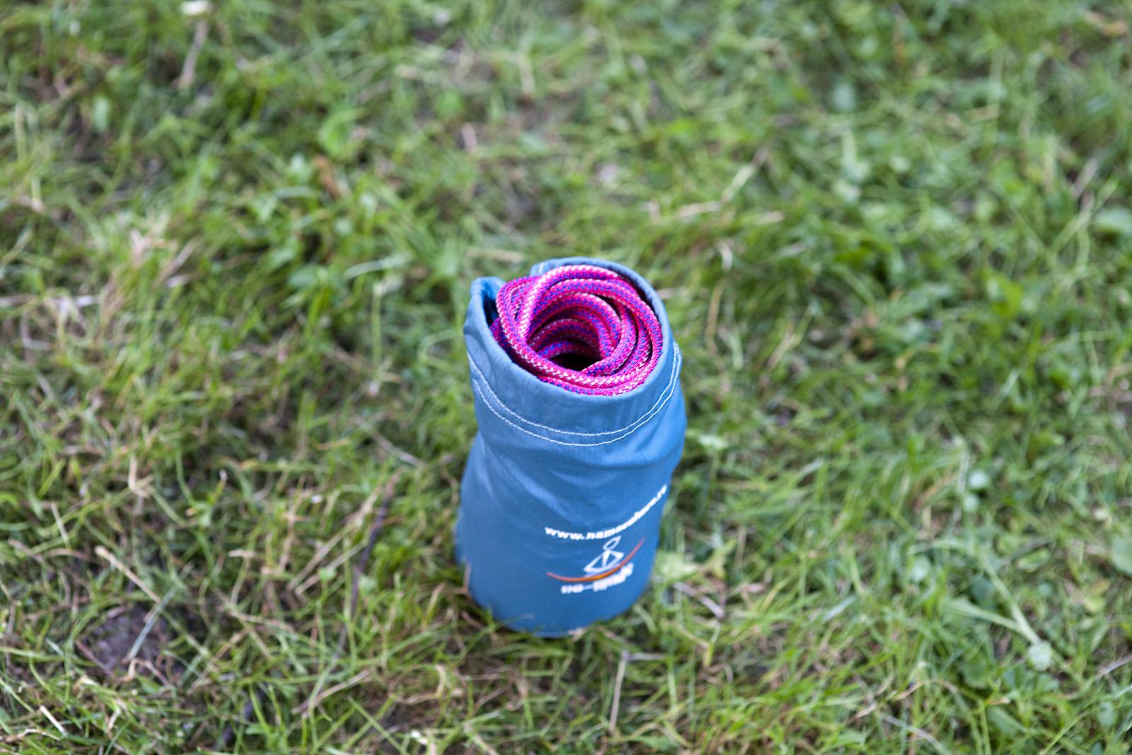 Hamac ripstop blue saculet 1