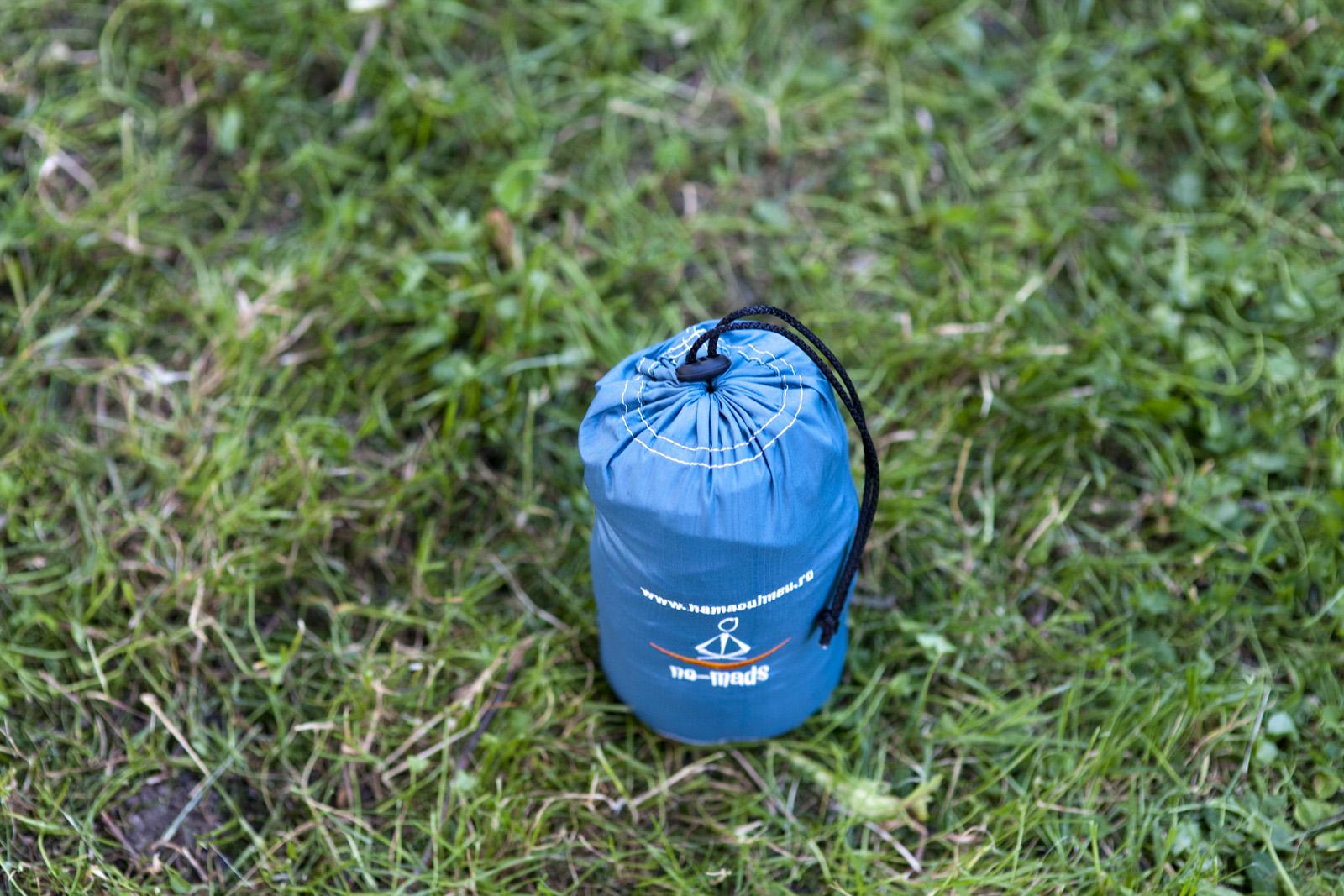 Hamac ripstop blue saculet 2