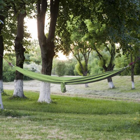 Hamac Ripstop Green